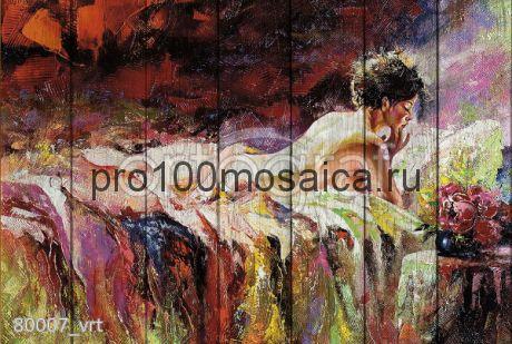 80007 Картина на досках серия ART