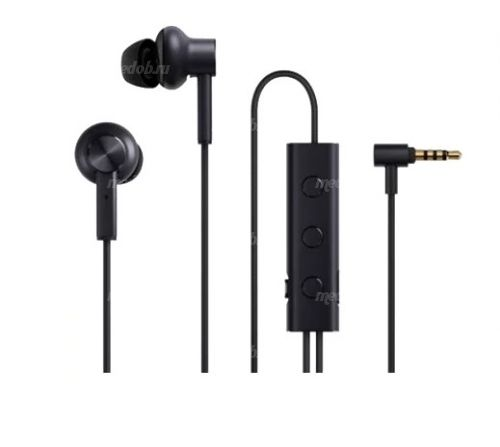 Наушники Xiaomi Mi Noise Cancelling Earphones (Black)