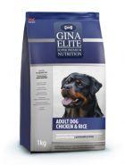 GINA Elite Dog Adult Chicken & Rice Сухой корм для собак (курица и рис) 3 кг