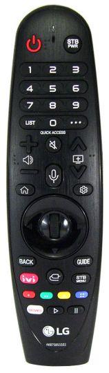 Пульт ДУ Magic Remote LG MR20GA, 2020г.