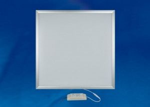Светодиодная панель Uniel ULP-6060-42W/NW EFFECTIVE SILVER