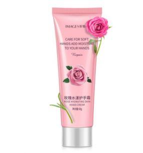 Смягчающий крем для рук с экстрактом розы Images от «BIOAQUA».(04920)