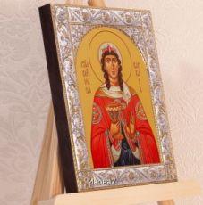 Великомученица Варвара (14х18см)