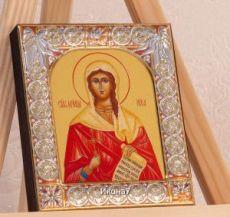 Икона Виктория (Ника) Коринфская (9х10,5см)