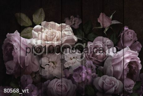 80568 Картина на досках серия FLOWER DREAM
