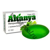 мыло зеленое алтайское