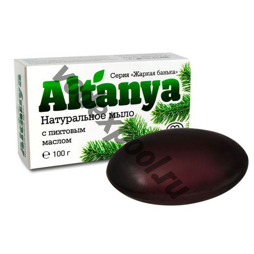 Натуральное мыло с пихтовым маслом 100г