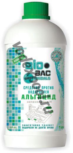 Альгицид непенящийся  БиоБак М BP-AL