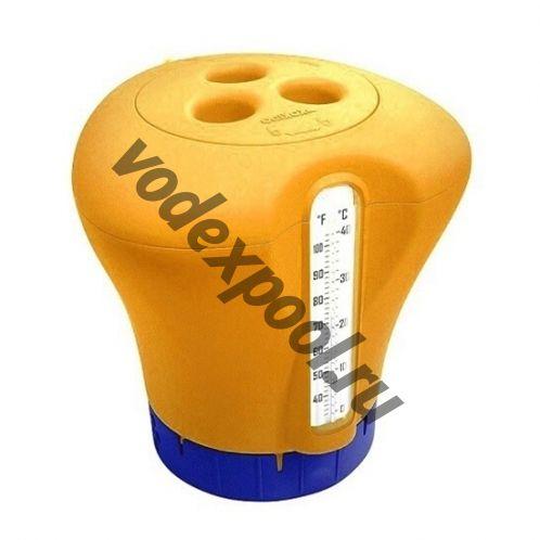 Термодозатор Kokido K619BU/orange 2 в 1
