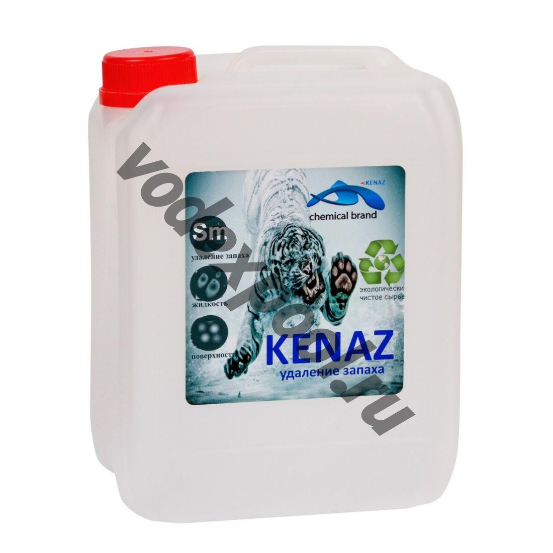 """Жидкое средство для удаления запахов Kenaz """"Удаление запахов"""" 0.8 л."""
