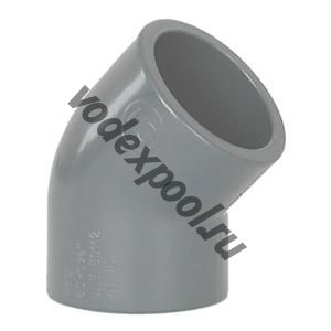 Угольник 45 градусов Coraplax (д. 110 мм)