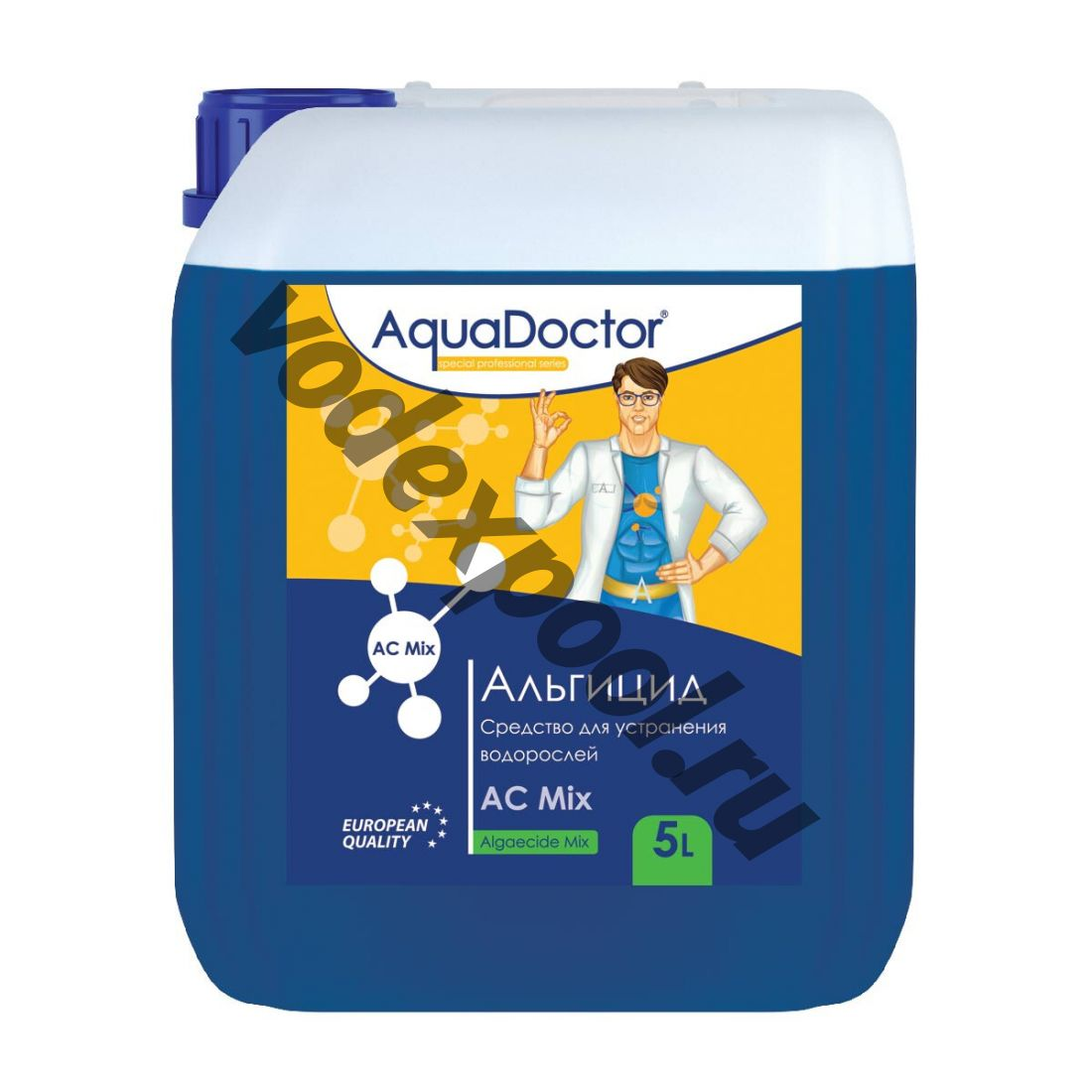 Альгицид AquaDoctor AC MIX 10 л