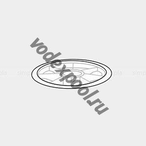 Крышка префильтра насоса Aqua Maxi Aquatechnix (2901.116.010)