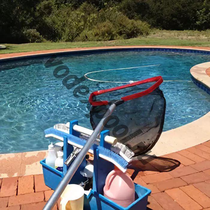 Сервисное обслуживание бассейна - Разовый выезд