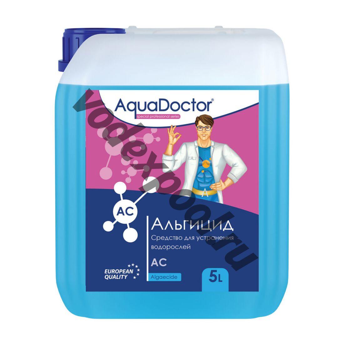 Альгицид AquaDoctor AC непенящийся 30 л