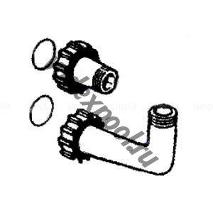 """Комплект соединений 6-ти поз. вентиля (2"""") с фильтром BALEAR BL Kripsol R061 EC.A"""