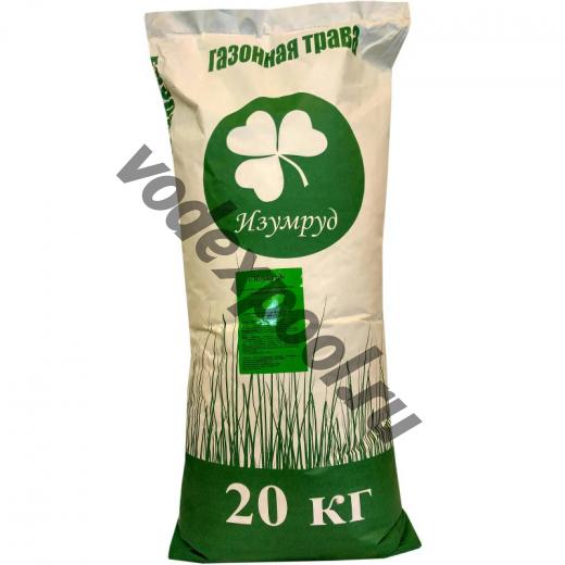 """Газонная травосмесь """"Засухоустойчивая"""" (Изумруд) 20 кг."""