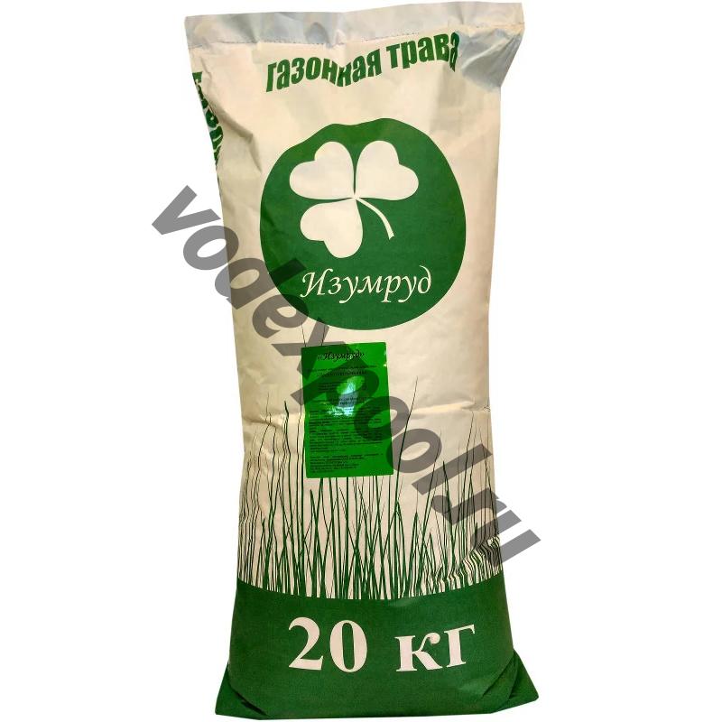 """Газонная травосмесь """"Коттедж"""" (Изумруд), 20 кг."""