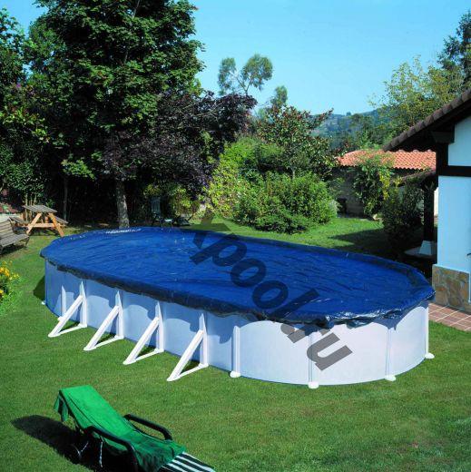 Покрывало брезентовое Atlantic Pools 5,5*3,7 м (овал)