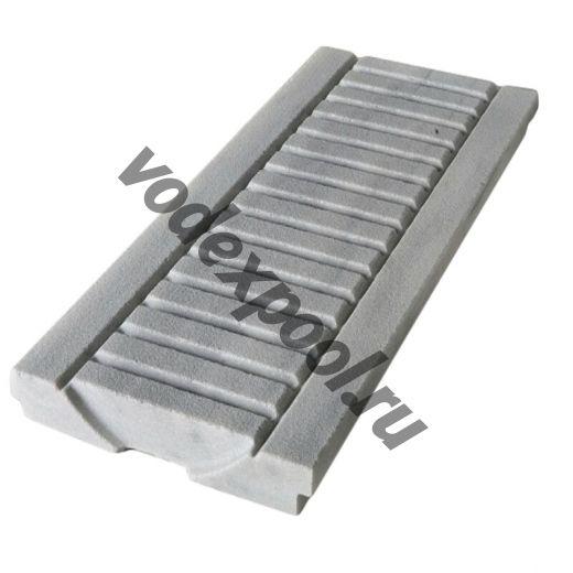 Переливная решетка Sofikitis KAVALA KV0С 61x24.5x3 см
