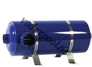 Теплообменник Emaux  40 кВт (вертик.)