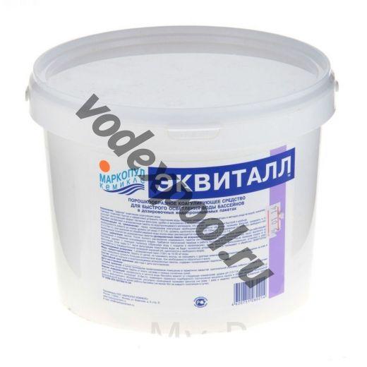 Эквиталл таблетки (25 кг)