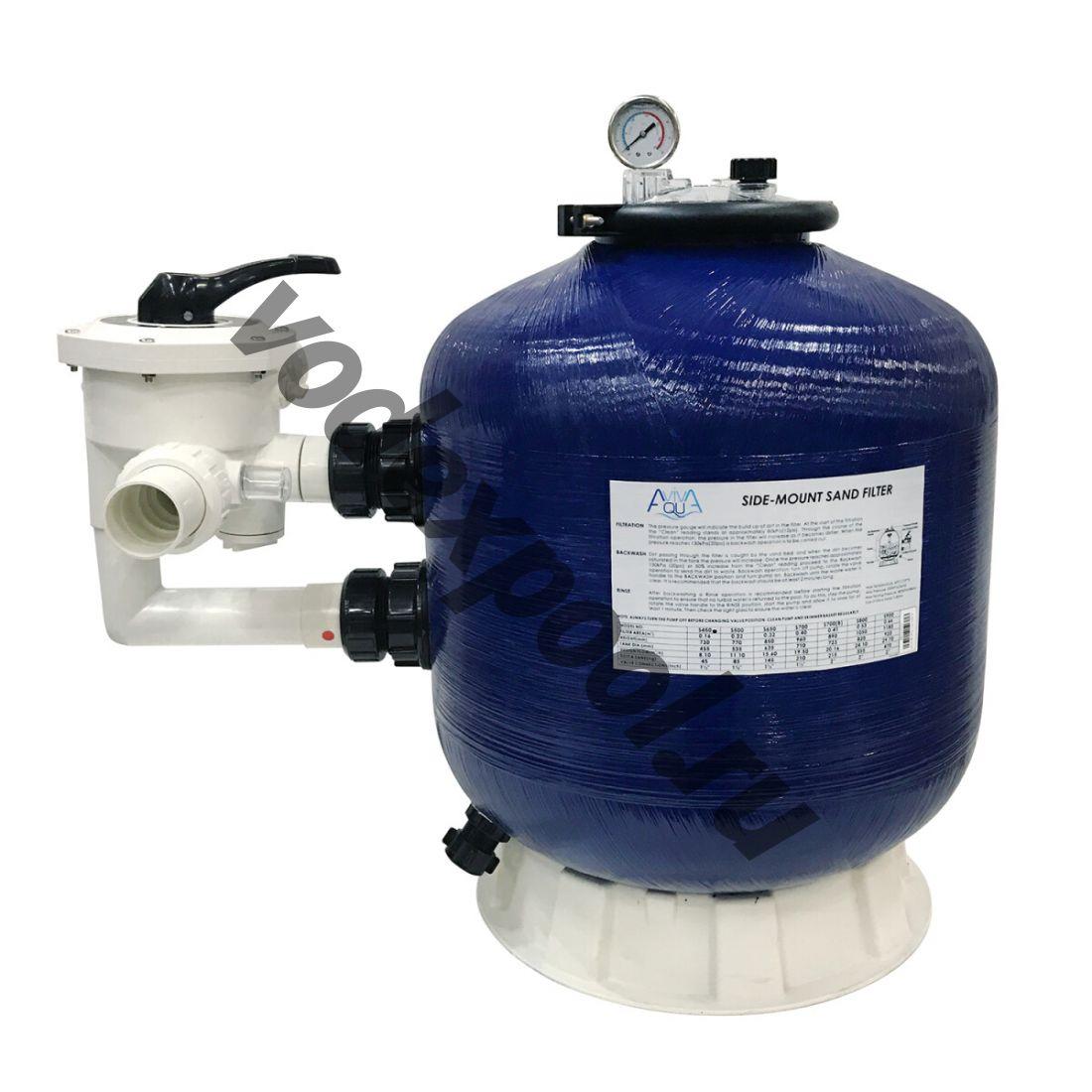 Фильтр Aquaviva S500 (11 м3/ч, D535)