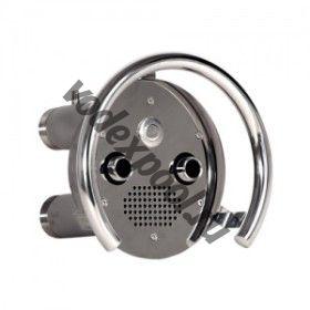 Противоток XenoZone 50 м3/час(закладная деталь с лицевой панелью и пневмокнопкой)