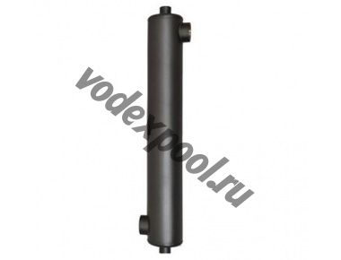 Теплообменник XenoZone 120 кВт (верт.)