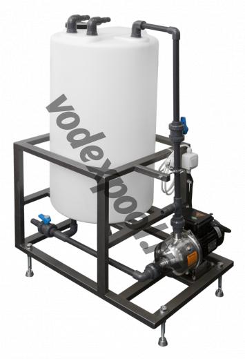 Блок промывки WWRO II #8.09.1.2 для установок WWRO-20001, 25001, 30001, 40001