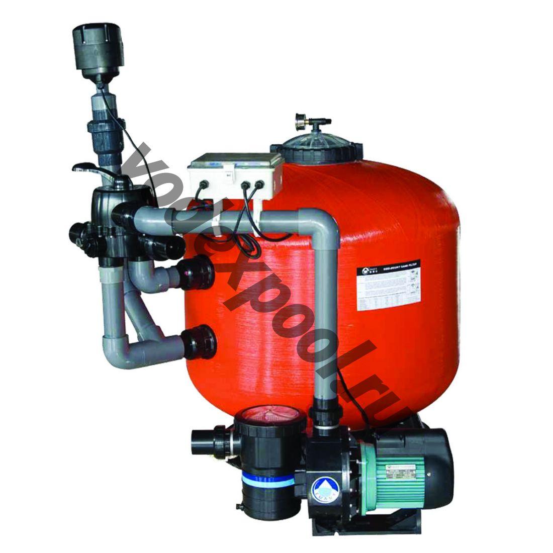 Фильтрационная система для прудов Aquaviva KOK-80