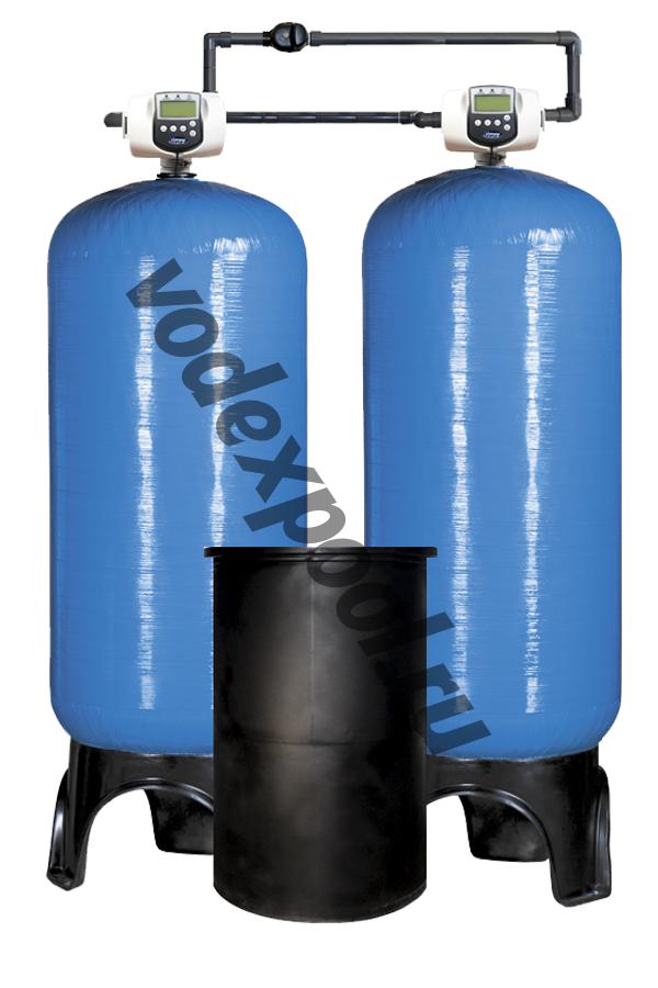 Система непрерывного умягчения WiseWater(G) WWST-4272 DMG