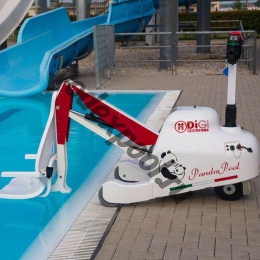 Лифт-подъемник для инвалидов Panda Pool (под заказ)