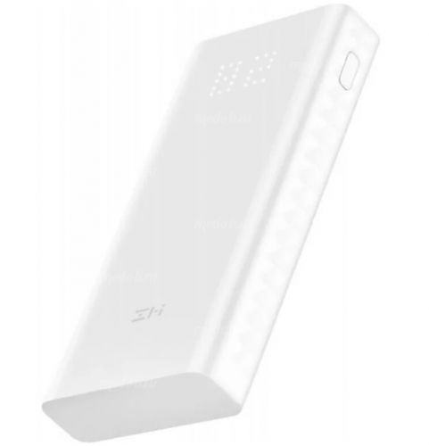 Внешний аккумулятор Xiaomi ZMI Aura Power Bank 20000mAh (QB821) White