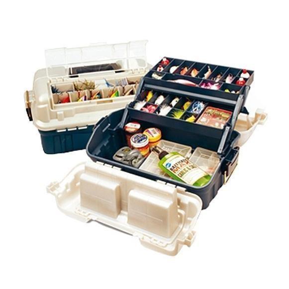 Рыболовный ящик для летней рыбалки Plano 7602-00