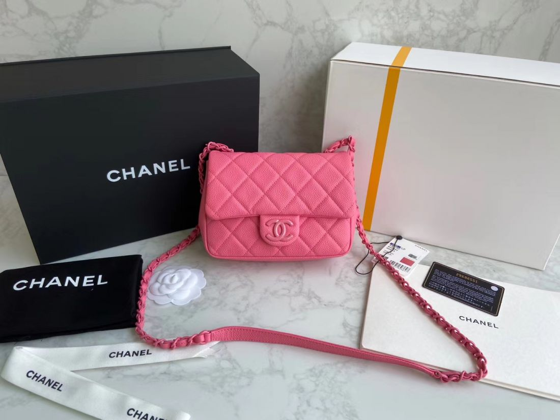 Shoulder Bag CHANEL  mini19 cm
