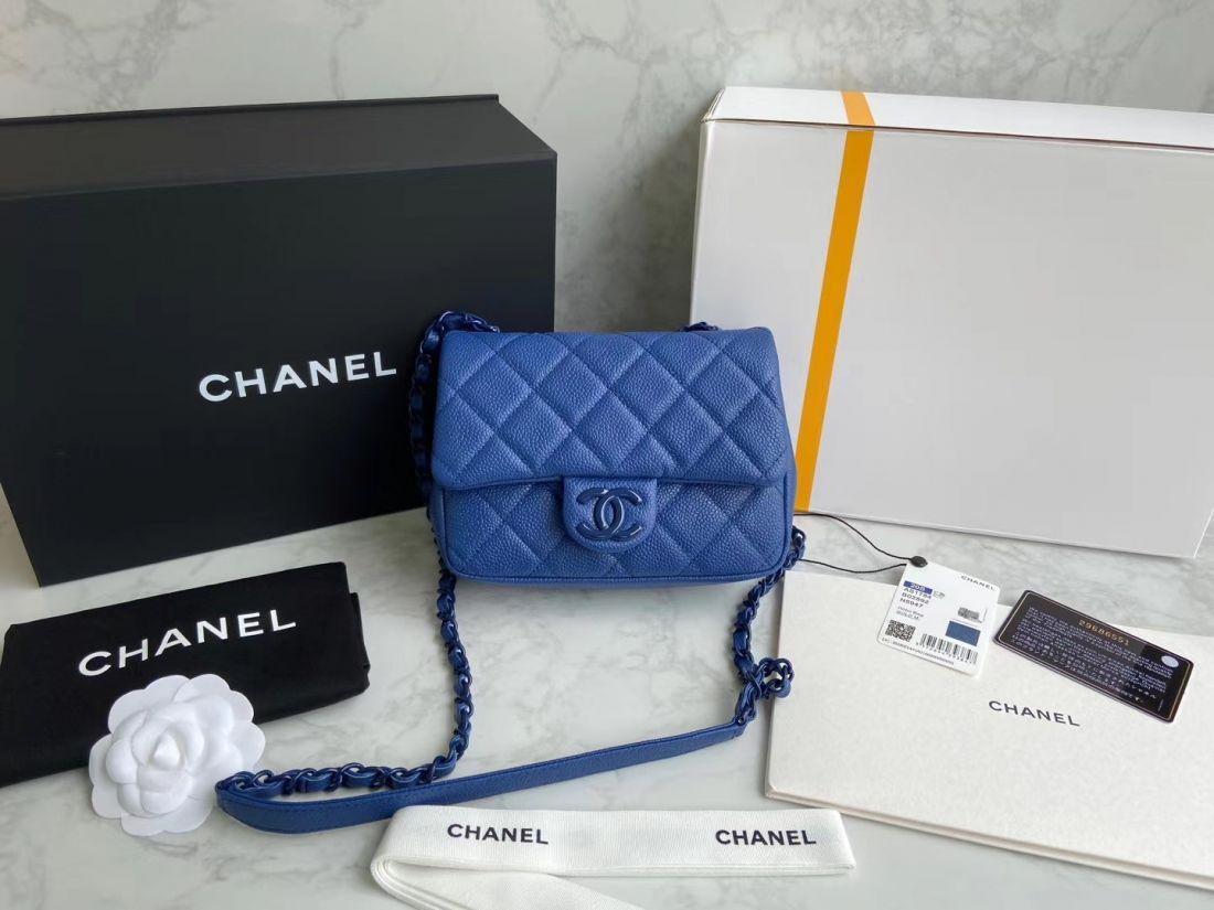Shoulder Bag CHANEL  mini19 cm