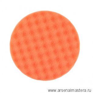 Диск комплект 2 шт.  оранжевый рельефный поролоновый полировальный Mirka 150 х 25 мм 7993615021