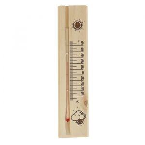 """Деревянный термометр """"Универсальный"""" в пакете, 2545520"""