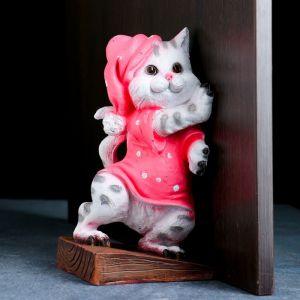 "Держатель двери ""Кошка "" 23,5х12х10,5см   3167398"