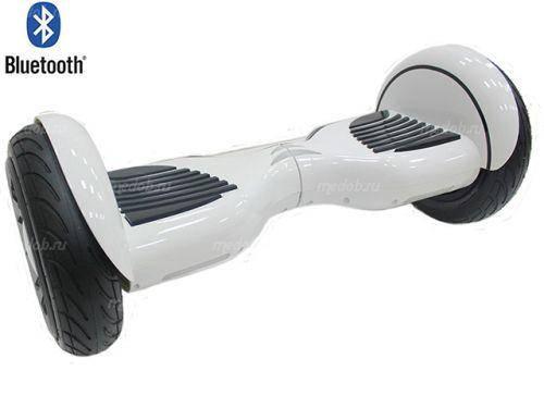 """Гироскутер Smart Balance Wheel Suv New 10.5"""" Белый"""