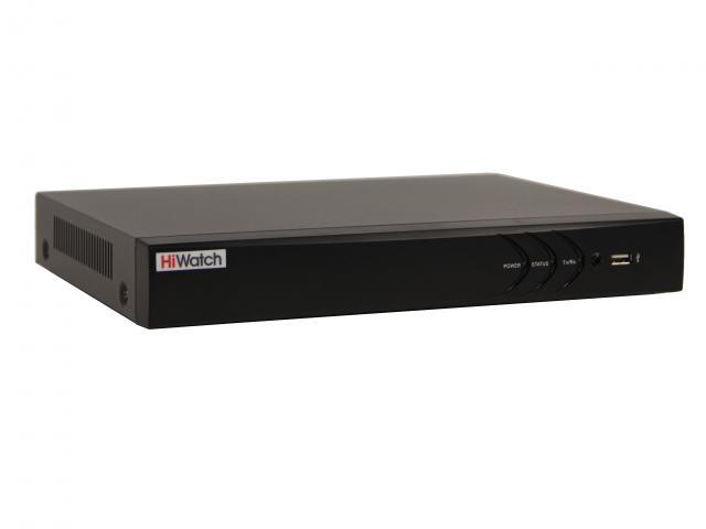 Видеорегистратор HiWatch DS-H204TA
