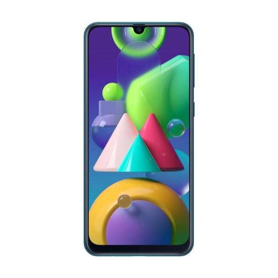 Samsung Galaxy M21 (зеленый)
