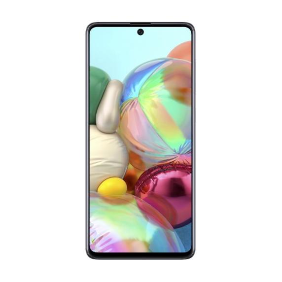 Samsung Galaxy A71 6/128 ГБ (серебряный)