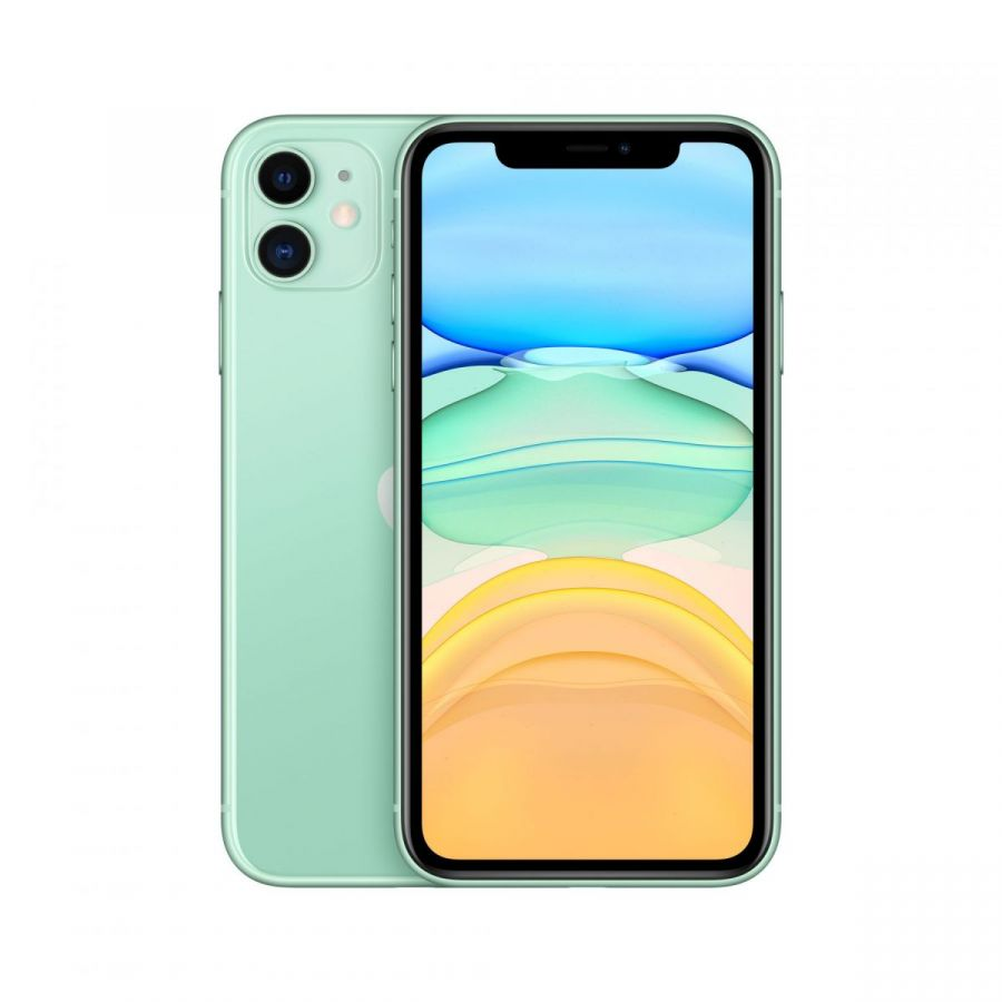 Смартфон Apple iPhone 11 64Gb (Green)