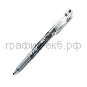 Ручка гелевая Pilot BL-Р50 P-500 черная