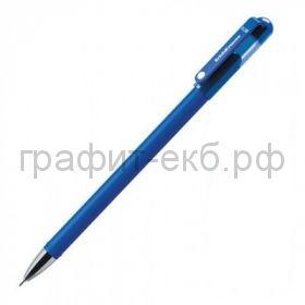 Ручка гелевая ErichKrause G-Soft синяя 39206