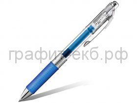 Ручка гелевая Pentel ENERGEL Infree BL77TLE синий 0,7мм