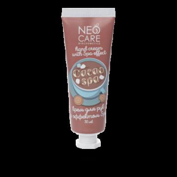 """Крем для рук """"Cacao SPA"""", с эффектом SPA 30 мл"""