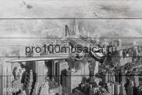 80054 Картина на досках серия АВИАЦИЯ
